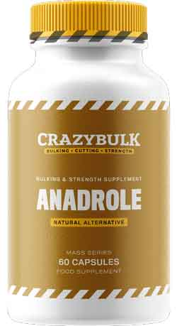 Anadrole supplement