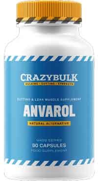 Anvarol supplements