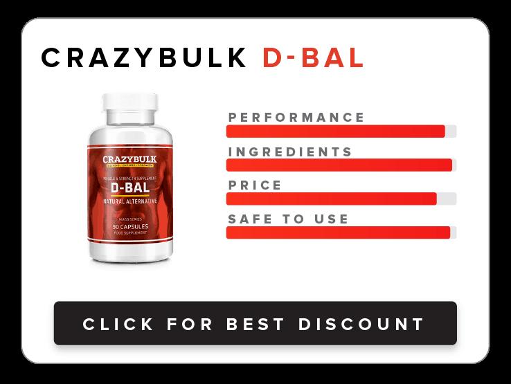 Crazybulk D-Bal CTA