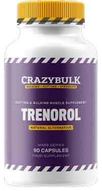 Trenorol supplements