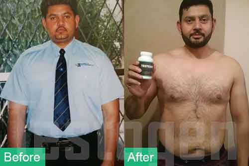 Befor and After Pics - Latif
