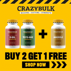 Discount Crazy Bulk