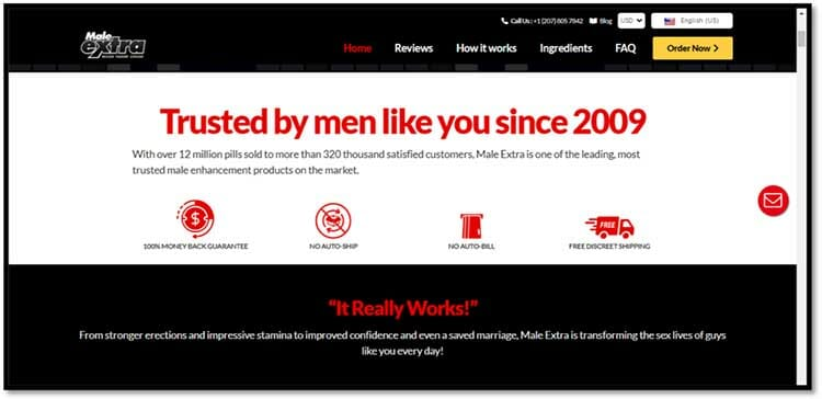 Male extra website