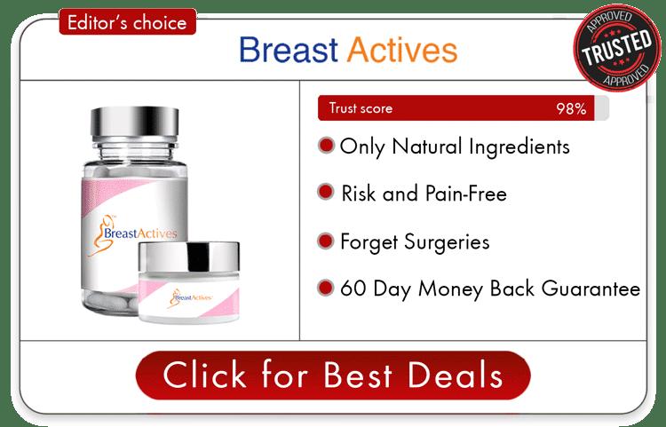 Breast Actives CTA