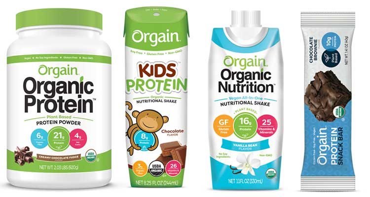Orgain organic protein powders review