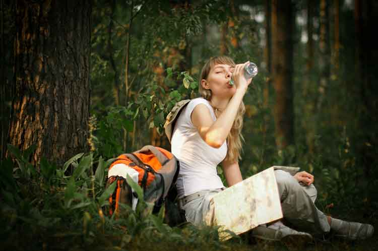 Prescribing nature wellness warrior