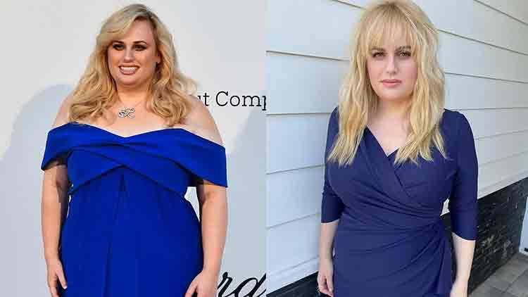 Rebel Wilson's weight loss