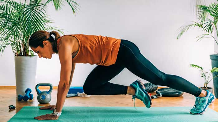 HIIT Workouts at home