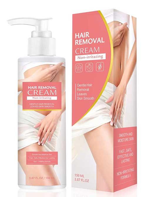 IALUKU hair removal cream