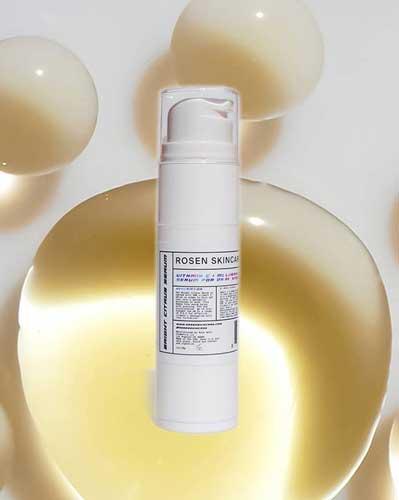 Rosen Skincare Bright Citrus Serum