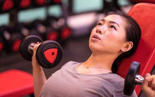 Upper Body Push Workout