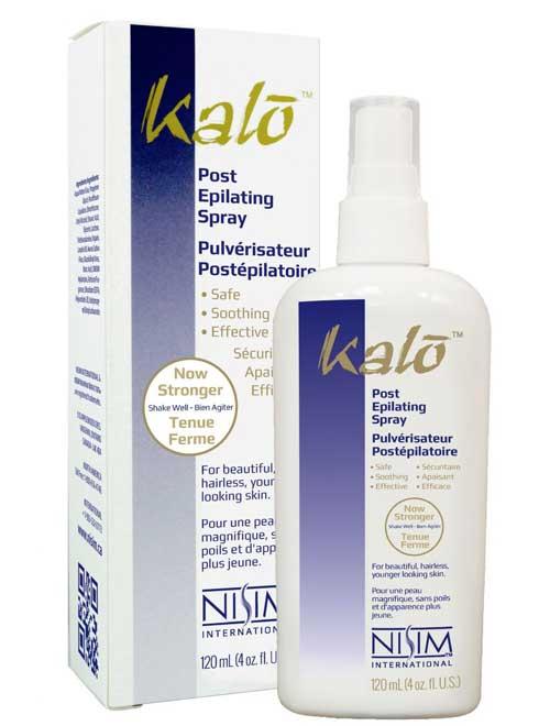 kalo post epilating spray