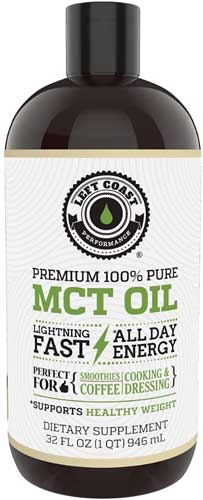 Left Coast MCT oil