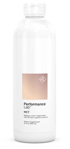 Performance Lab MCT oil