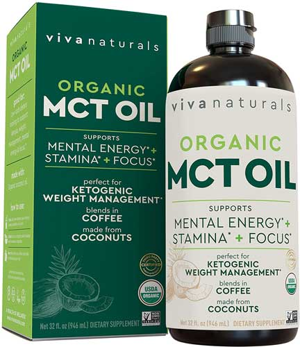 Viva Naturels MCT oil