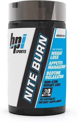 BPI Sports Nite burn