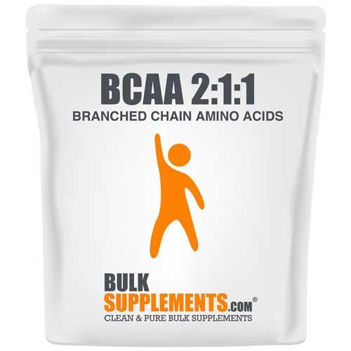 Bulk Supplement BCAA