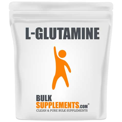 BulkSupplements L-Glutamine
