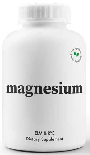 Elm and Rye magnesium