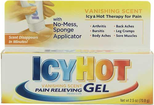 Icy Hot Vanishing Gel