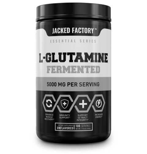 Jacked Factory L-Glutamine