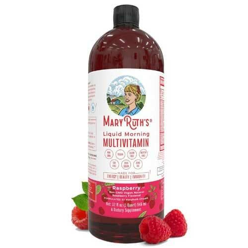 Mary Ruth Morning Raspberry
