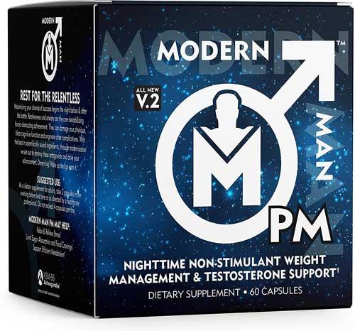 Modern Man PM Fat Burner