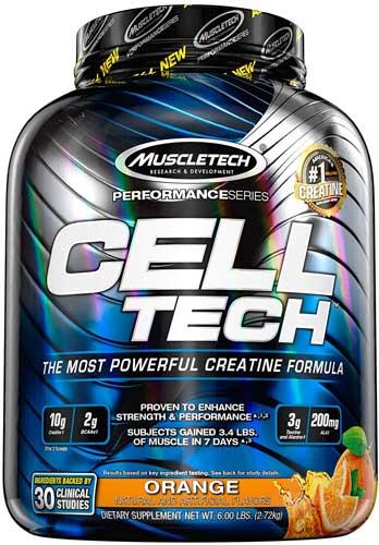 MuscleTech Creatine Monohydrate