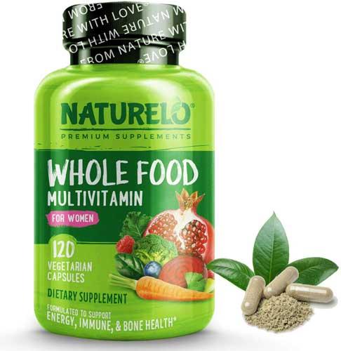 _NATURELO Whole Food Multivitamin for Women