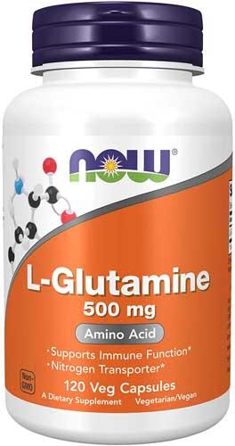 NOW L-Glutamine