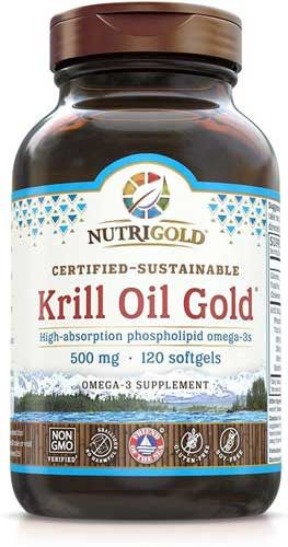 NutriGold Krill Oil