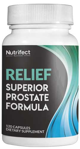 Nutrifect Relief prostrate formula