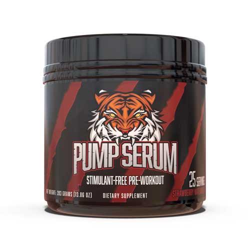 Pump Serum Stimulant Free Pre Workout