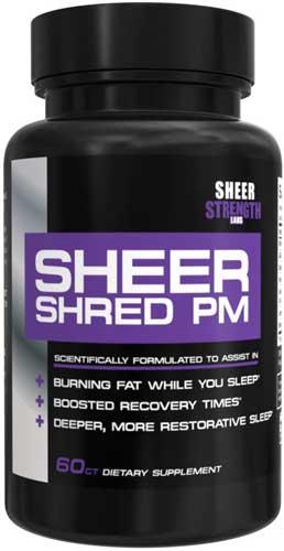 Sheer SHRED PM