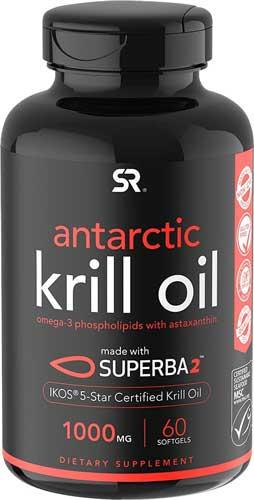 Sports Research Krill Oil