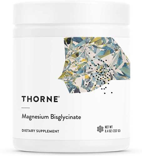 Thorne Magnesium Bisglycinate_Powder