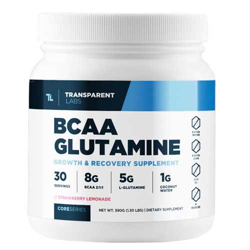 Transparent Labs Glutamine