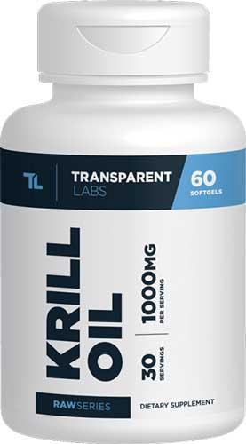 Transparent Labs Krill Oil