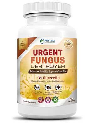Urgent Fungus Destroyer
