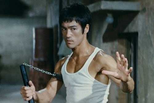 Bruce Lee's Training plan