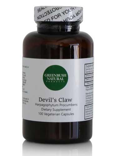 devil's claw vegetarian-capsules pain management