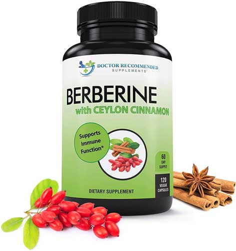 Doctor Recommended barberine