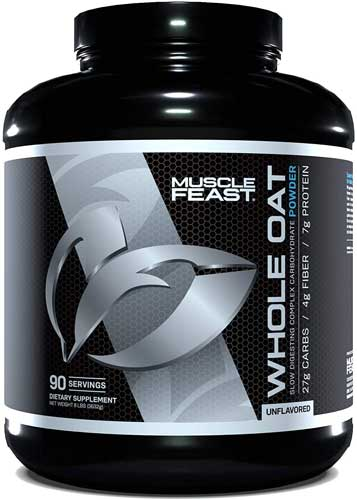 Muscle feast whole aot powder