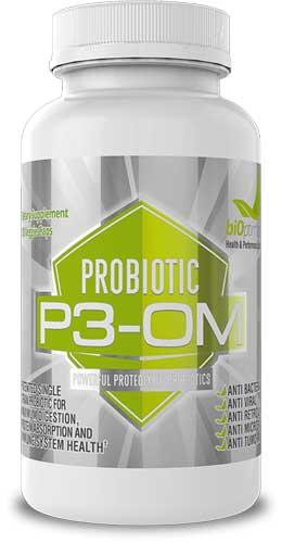 p3om probiotics