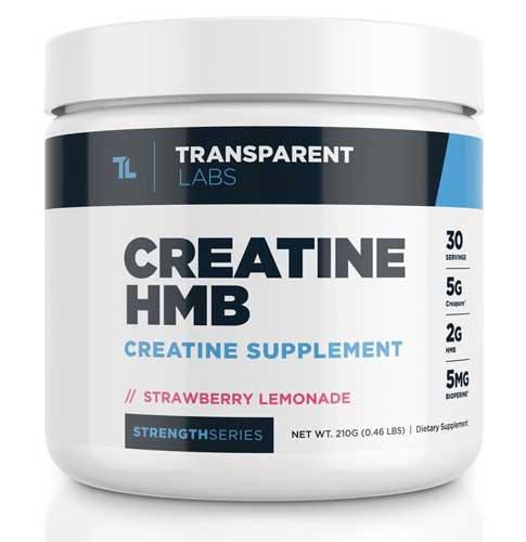 Transparent labs creatiine_HMB