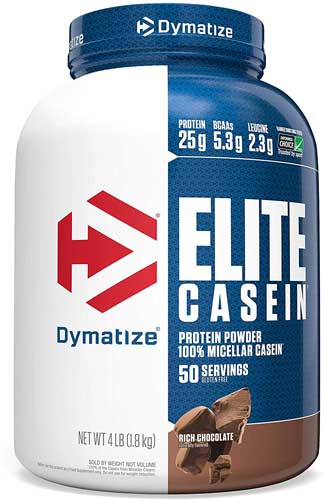 _Dymatize Elite Casein Protein Powder
