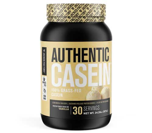 Jacked Factory Authentic Casein