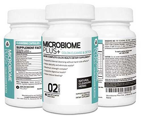 MicroBiome Colon Cleanse