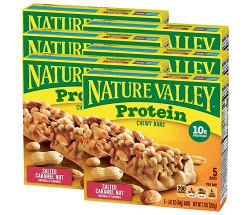 Nature Valley Protein Chewy Bar Gluten