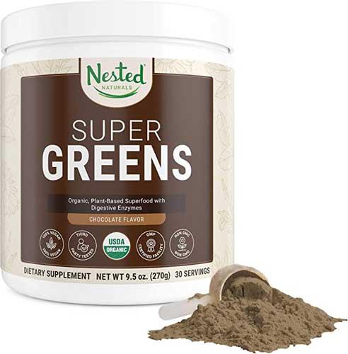 Nested Super Greens